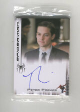 Spiderman 3 Expansion Card Set A MINT Tobey Maguire