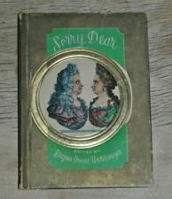 1968 Vintage Book Sorry, Dear. Edited by Bryna Ivens Untermeyer A Golden Thought