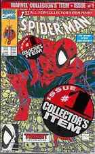 Spiderman # 1 (Todd McFarlane, green edition bagged) (USA, 1990)