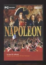 JEU PC NAPOLEON SOUS BLISTER LE JEU OFFICIEL + 45 MN DU FILM JEU STRATEGIE