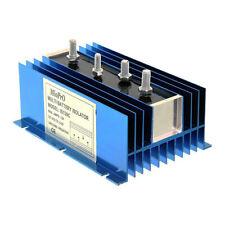 DEKA 08771 Heavy Duty120 Amp Battery Isolator & Charger - USA MADE