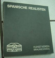 Spanische Realisten - M. Moreno, A. Lopez Garcia, I. Quintanilla & F. Lopez