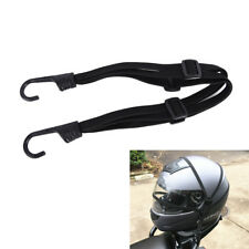 practical luggage helmet net rope belt bungee cord elastic strap cable withhookT