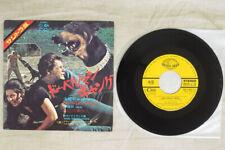 Alan Silvestri Doberman Gang Seven Seas Fm 1065 Japan Vinyl 7
