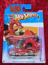2012 Hot Wheels Rodzilla Year Of The Dragon Edition M.O.M.C.