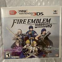 Fire Emblem Warriors ( Nintendo 3DS, 2017) NEW FACTORY SEALED FREE SHIP
