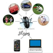 Mini GPS Tracker Locator Tracking Waterproof For Child Pets Dog GSM SOS Alarm