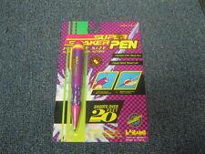 Super Soaker Pen Larami Shoots over 20 Feet New Very Rare