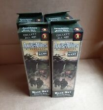Axis & Allies Miniatures  Base Set   booster lot