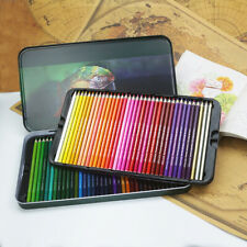 72 Coloring Pencils Premier Oil Based Colored Pencils Drawing Artist Kit