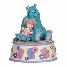 Precious Moments Disney Monsters Sulley Porcelain Musical Figurine NIB 132105