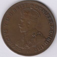 More details for 1917 i australia george v one penny | world coins | pennies2pounds