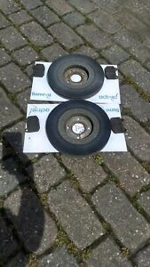 Pair of Mk1 Lotus Elise MMC front brake discs and disc pads