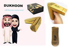 Electric Mini Portable Hot Selling USB  Incense Dukhoon Burner | Arabic Gold