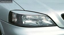 For Opel Vauxhall Astra G 98-05 Headlamp Eyebrows Eyelids eye brow lid cover