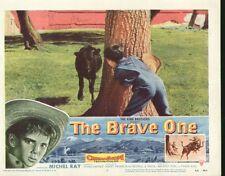 Brave One, The 11x14 Lobby Card #7