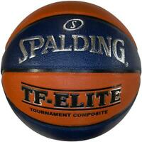 TF-Elite Basketball Size 7 Competition Indoor Spalding Basketball