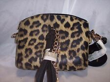 IMOSHION  Leopard Convertible Cross body