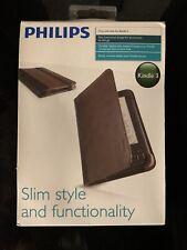 BNIB Phillips Hard Folio Case For Kindle 3 (Keyboard) leatherette