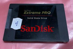 """SanDisk Extreme PRO 240GB Laptop SATA SSD 2.5"""" SDSSDXPS-240G - Tested"""