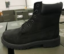 04a40085740 Timberland 6 Inch Premium Waterproof Winter Boot Black Classic 12907m  Juniors 7