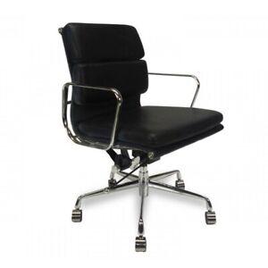 Eames Premium Soft Pad Management Office Chair (Replica)