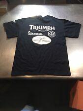 Triumph Motorcycle Dealer T Shirt