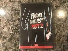 Friday The 13Th Part 2 Dvd! 1981 Slasher!  Also See The Burning The Prowler