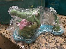 """Wdcc Peter Pan: """"Tick-Tock, Tick-Tock� #11K410540 Damaged Box w/Coa"""