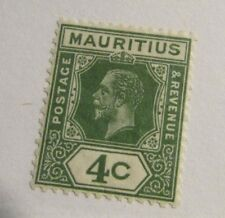 MAURITIUS Sc #182a * MH die 1 , postage stamp, Fine +
