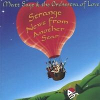 Sage Mat & The Orchestra De L - Strange News From Another Star Neuf CD