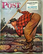 The Saturday Evening Post February 16, 1946 - FULL MAGAZINE