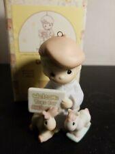* Precious Moments - 475106 The Toy Maker Ornament