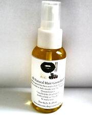 ALL NATURAL HAIR GROWTH OIL 3 oz spray bottle