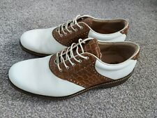 New listing *** Ecco World Class Golf Shoes Size 10.5 RRP £300 Very Good Condition ***