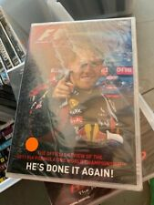 The Official Review Of The 2011 FIA Formula One World Championship (DVD) NEW
