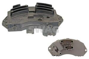 SWAG Heater Fan Resistor 20 94 3440 fits BMW X Series X1 sDrive18d (E84) 105k...