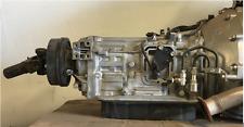 Isuzu Automatic Transmission year 2010 behind engine Model 4jj1