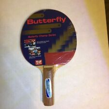 New Champion Table Tennis Racket Paddle Ping Pong Bats Champ S-1 Model