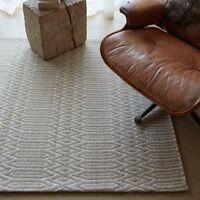 SALE ON Plantation Serengeti Beige Cream 05 Wool Designer Rug in various sizes