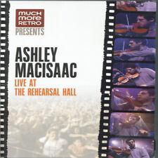 Ashley MacIsaac - Live at the Rehearsal Hall [New DVD]