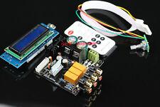 Assembled Hifi PGA2310 Remote Audio Preamp Board Remote Volume Controller  J3-30