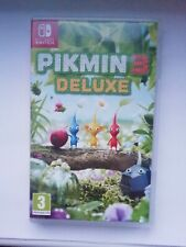 Pikmin 3 Deluxe for Nintendo Switch