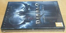 DIABLO III 3 REAPER OF SOULS EXPANSION SET / PACK for PC NEW & SEALED