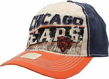 562d2b95265 Chicago Bears NFL Reebok Retro Sport Flex Fit L XL Slouch Cap - 6318