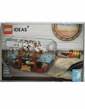 LEGO Ideas 21313 Ship in a Bottle New Sealed Retired