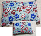 Roll N Go Style- My Pillow Travel Case - FLANNEL DESIGNS -3 to 7 Day Shipping