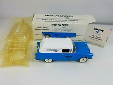 Dana Wix DieCast 1955 Chevy Sedan Delivery Truck Bank Vintage 1/25 Scale