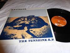 HP ZINKER - THE SUNSHINE EP , ROUGHNECK 1991 , EX/M- ,12''