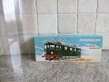 Märklin E-Lok / Schwedische Staatsbahn / Art-Nr.31100-01 / Neu-Unbenutzt / VS-KN